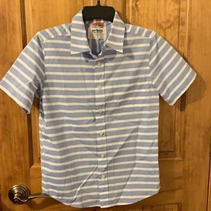 NWOT: Urban Pipeline Short Sleeve Button Up